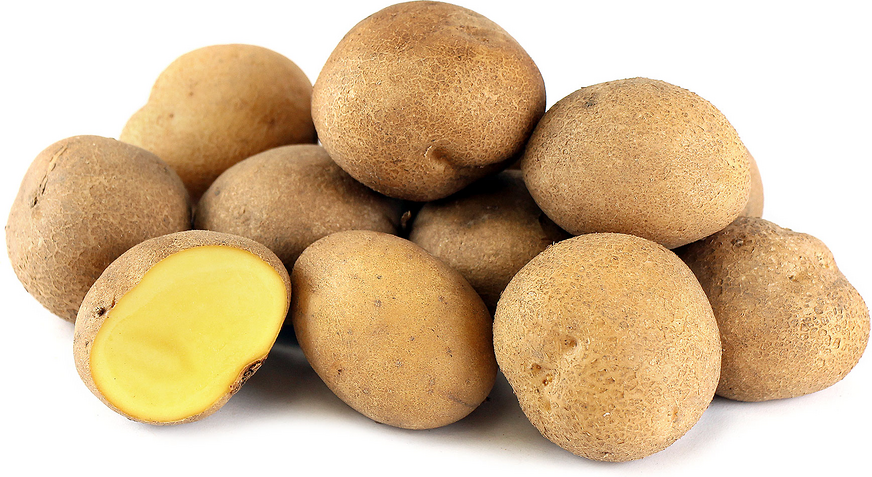 Island Sunshine Potatoes Information and Facts