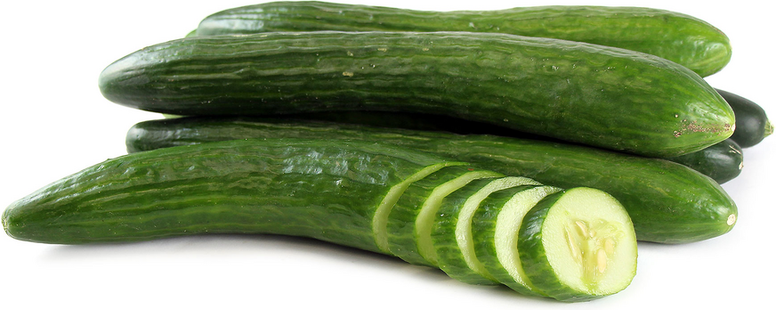 English Cucumbers Information and Facts