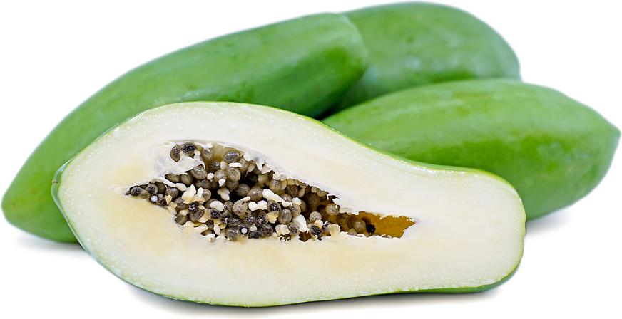 Green Papaya Information, Recipes and Facts