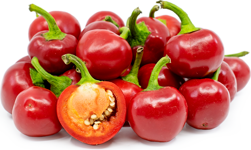 Red Cherry Chile Peppers Information Recipes And Facts
