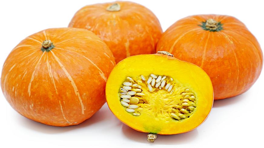 Orange Kabocha Squash Information, Recipes and Facts
