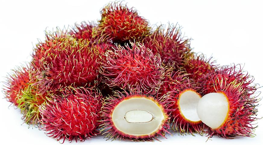 Rambutan Information Recipes And Facts
