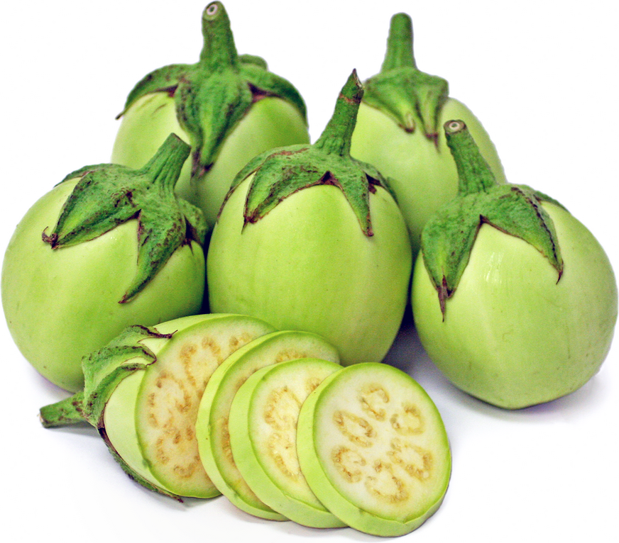 Green Apple Eggplant Information, Recipes And Facts