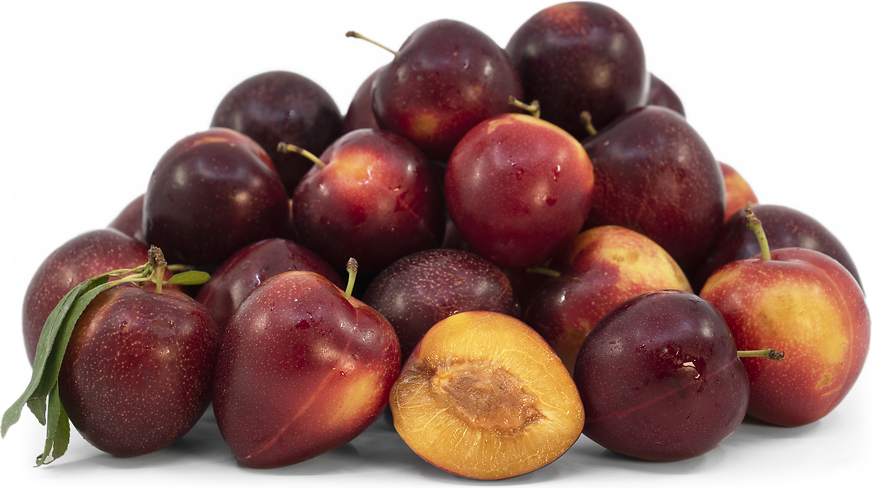 Cherry Plums Information, Recipes and Facts