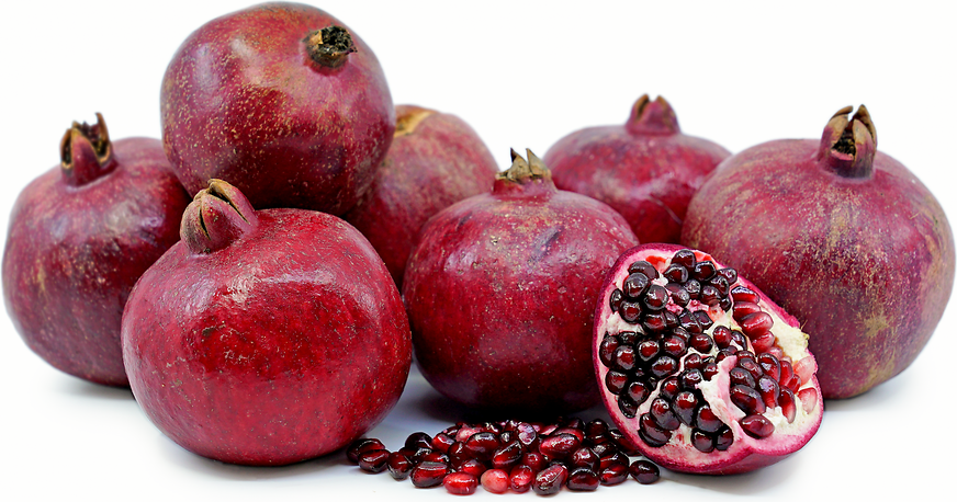 Pomegranates picture