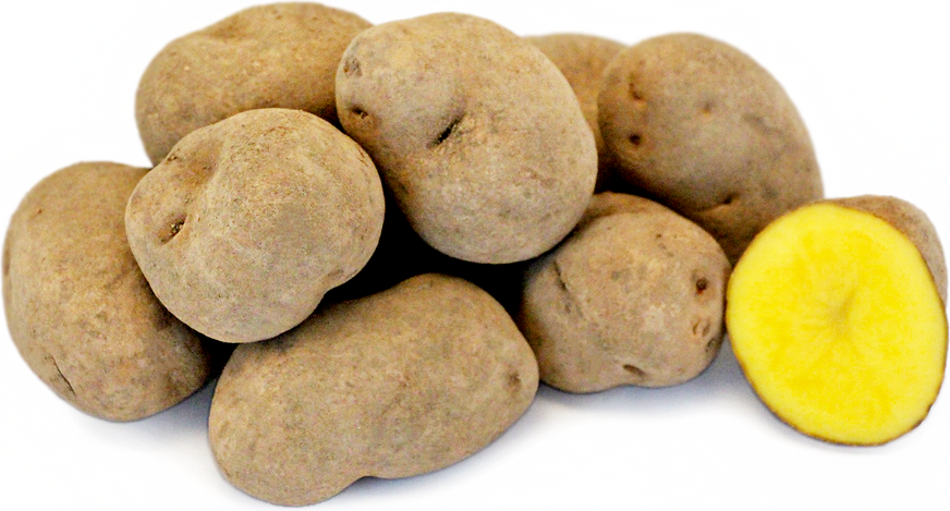 Mezame Potatoes