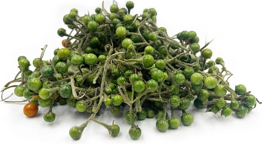 Bitter Eggplant Likok