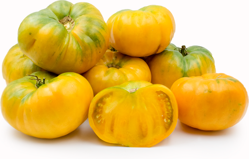 Persimmon Heirloom Tomatoes