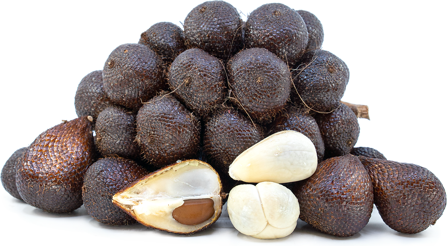 Snake Fruit Information Recipes And Facts
