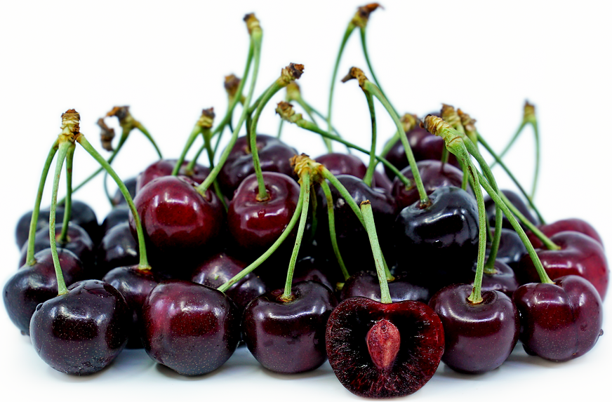 Black republican cherries information recipes and facts - Romanian cherry tree varieties ...