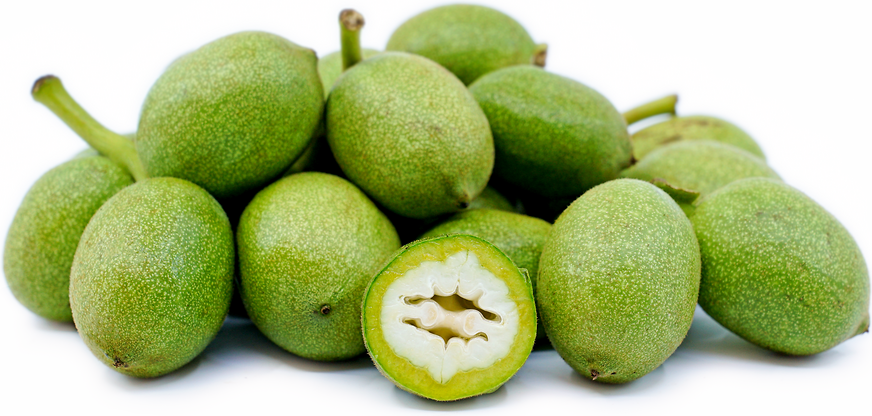 Fresh Green Walnuts picture