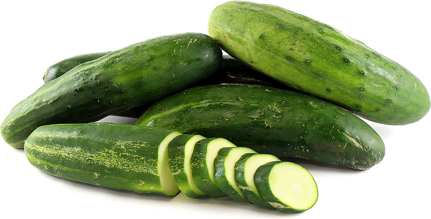 Organic Juicing Cucumbers
