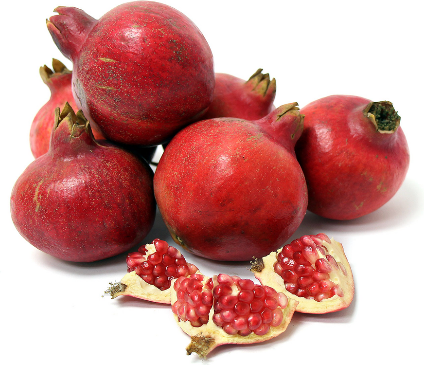 Early Wonderful Pomegranate picture