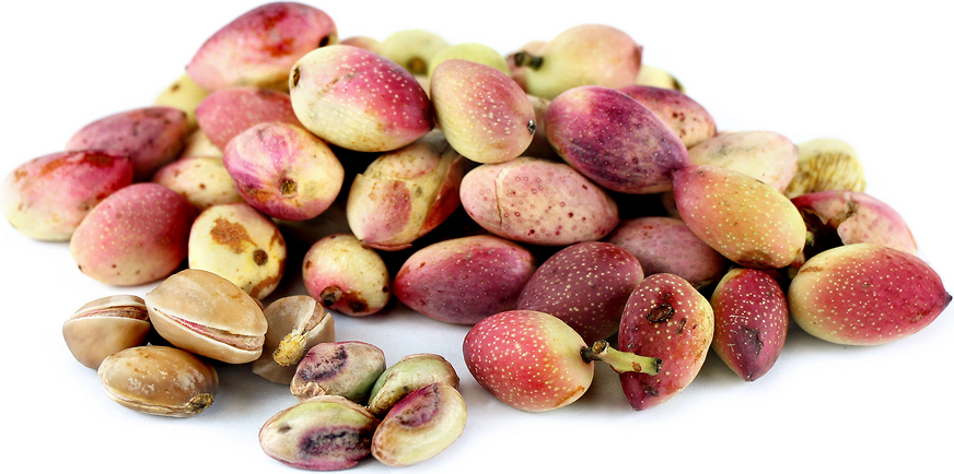 Raw Pistachio Nuts picture