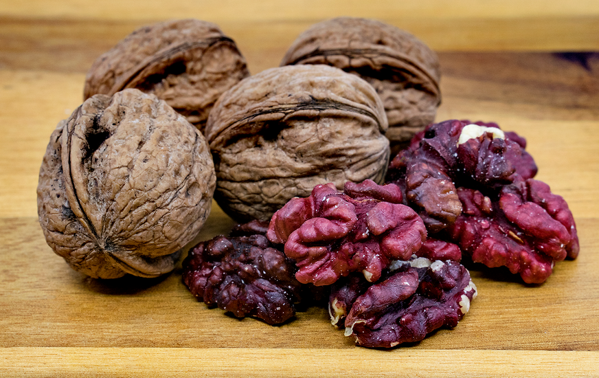 Red Walnuts picture