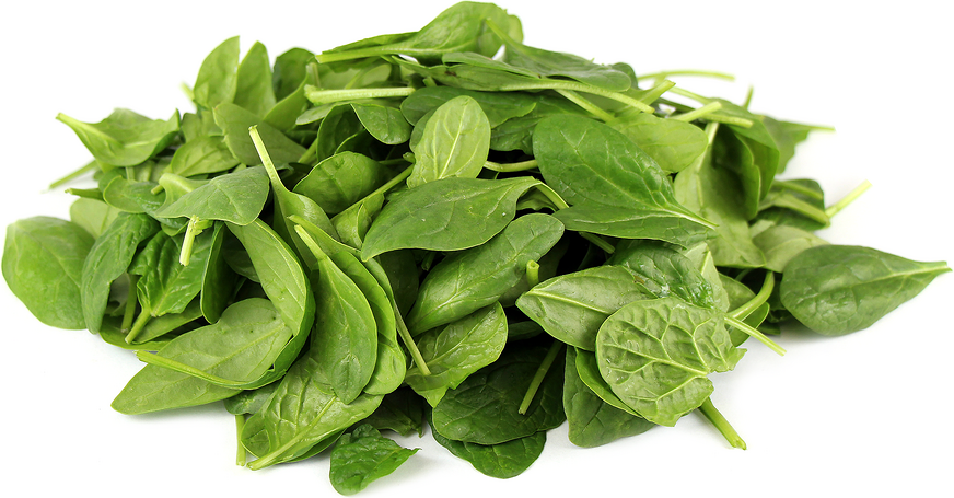 Org Spinach Baby 4x2.5lb picture