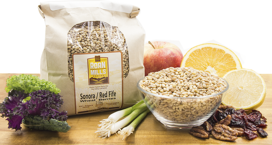 Sonora/Red Fife Wheat Berries picture