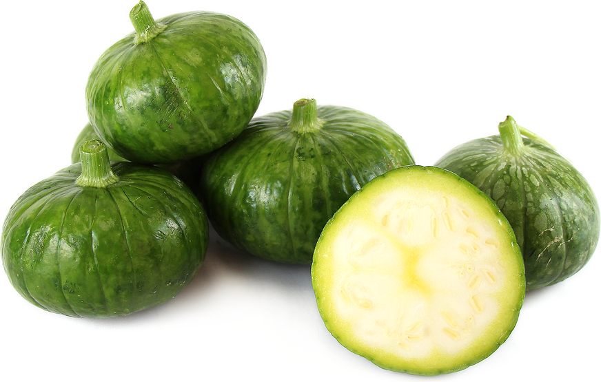 Cupcake Squash Information and Facts