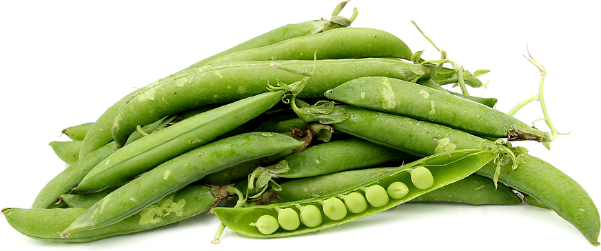 Organic English Peas picture