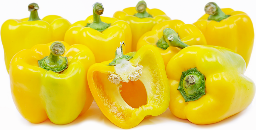 Large Yellow Bell Peppers picture