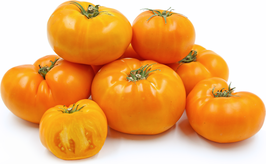 Gold Nugget Heirloom Tomatoes