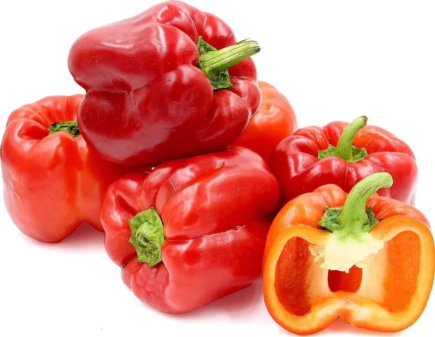 Red Bell Peppers picture