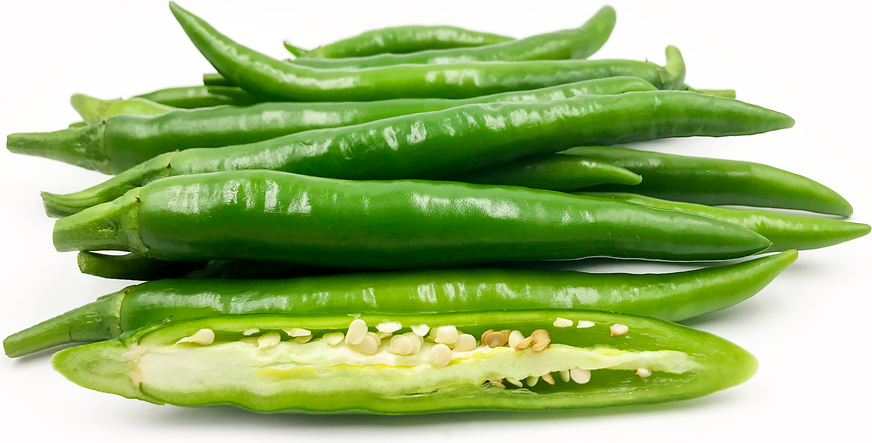 Green  Chile Peppers picture