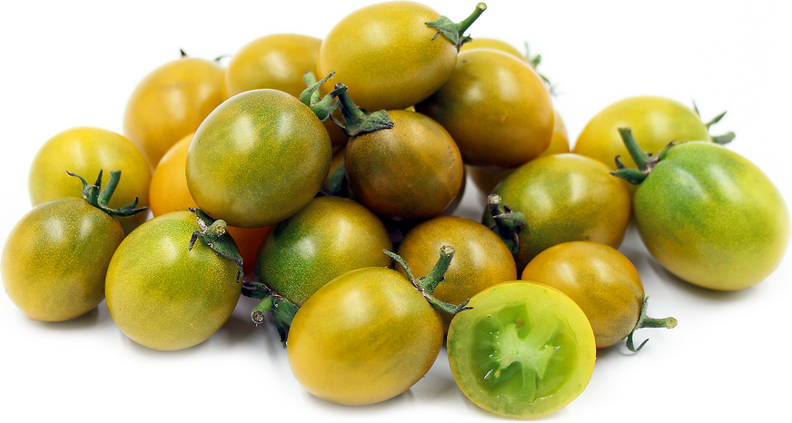 Green Grape Cherry Tomatoes picture