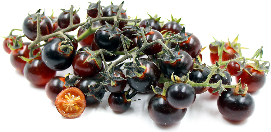 Indigo Blue Berries Cherry Tomatoes Information and Facts