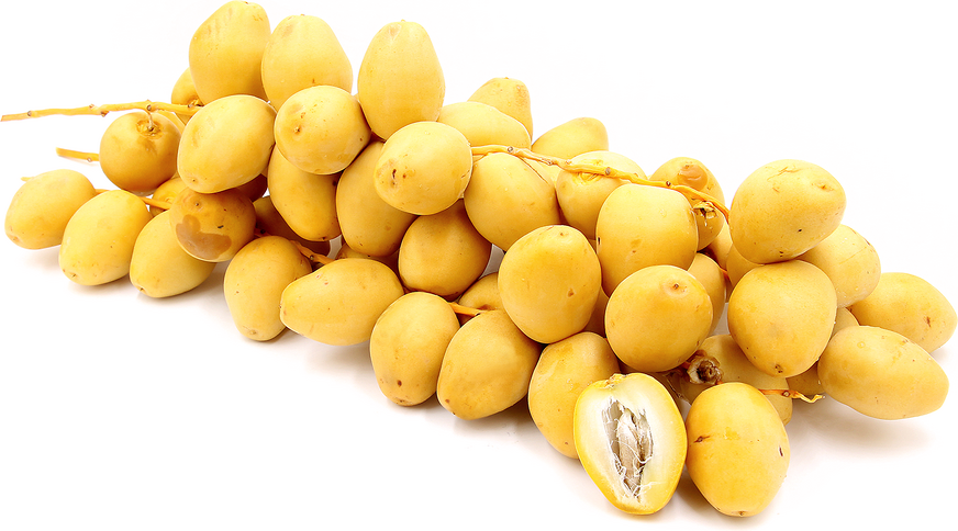 Yellow Barhi Dates