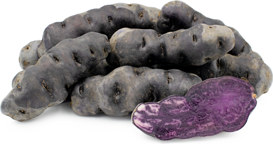 Vitelotte Potatoes picture