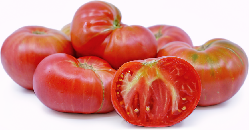 Pink Brandywine Heirloom Tomatoes picture