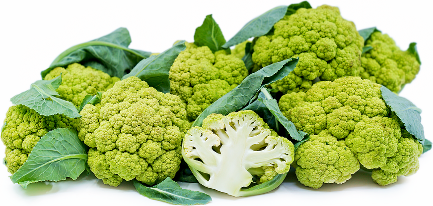 Baby Green Cauliflower picture