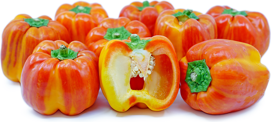 Striped Holland Bell Peppers picture