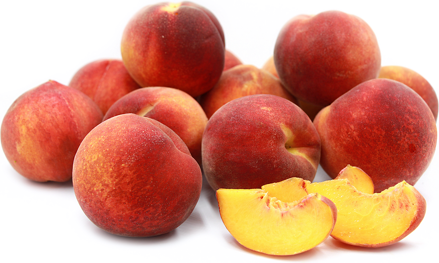 Red Top Peaches