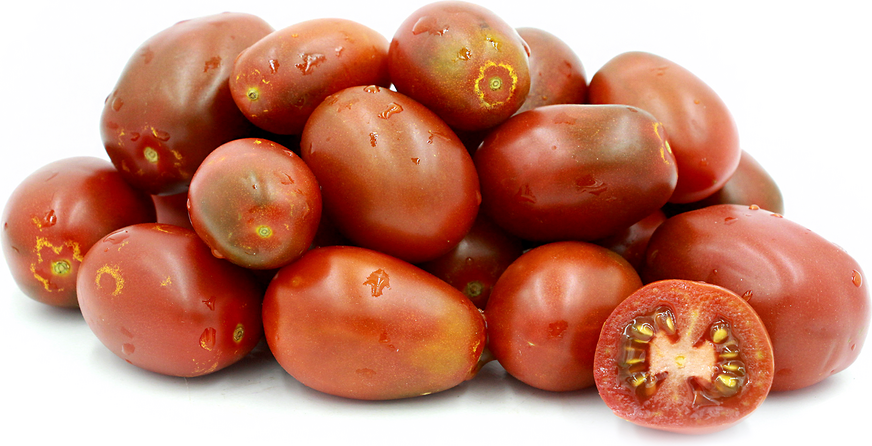 Black Plum Heirloom Tomatoes picture