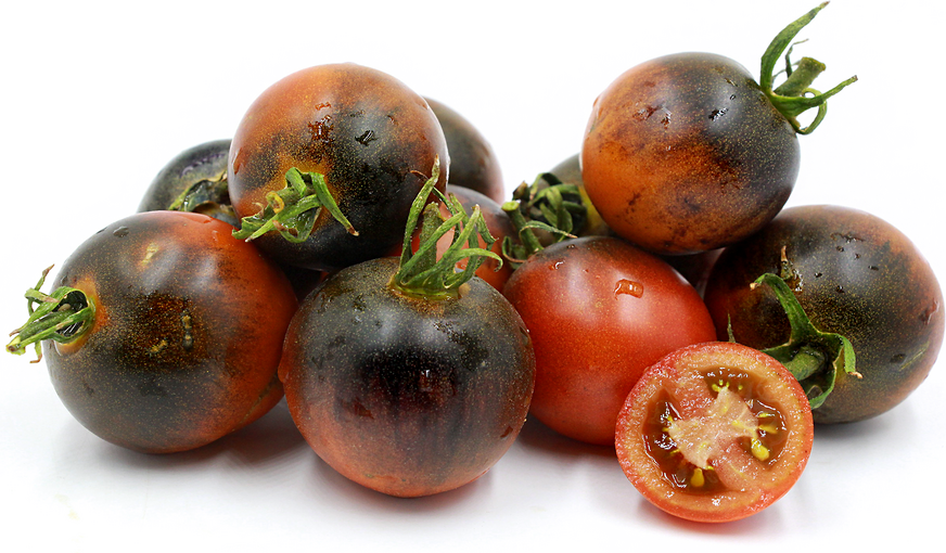 Indigo Blue Chocolate Cherry Tomatoes