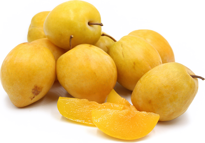 Golden Nectar Plums