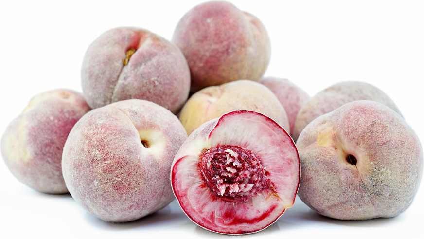 White Blood Peaches