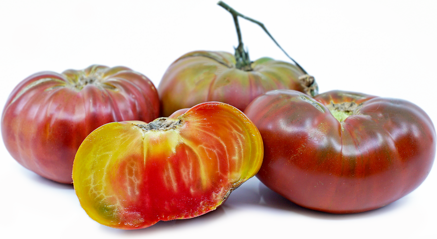 Ananas Noire Heirloom Tomatoes picture