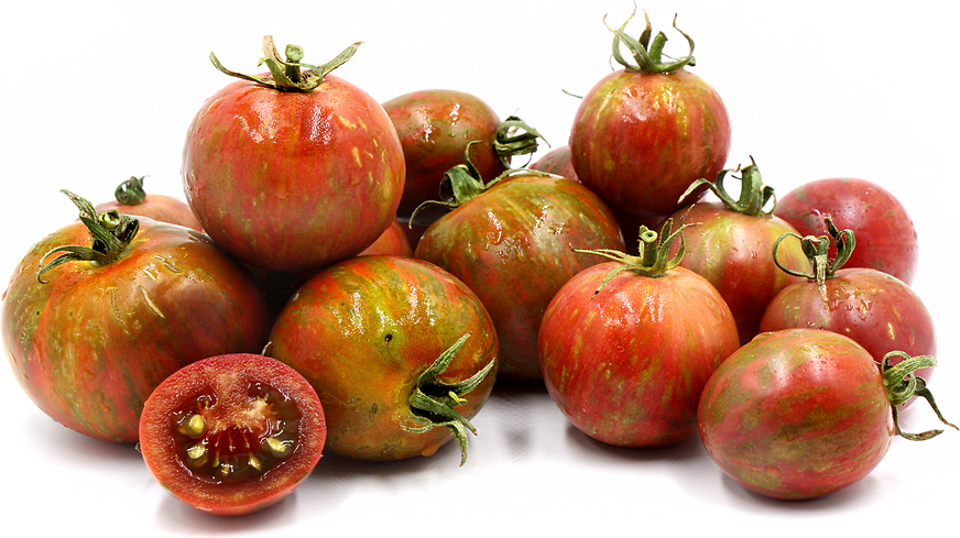 Violet Jasper Heirloom Tomatoes picture