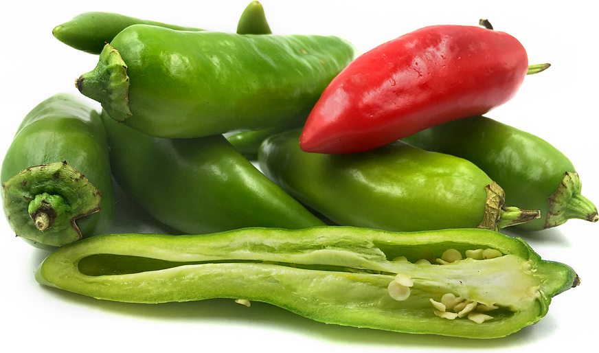 Highlander Hot Chile Peppers picture