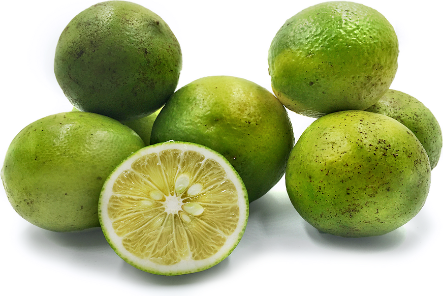 Dominican Republic Sweet Limes