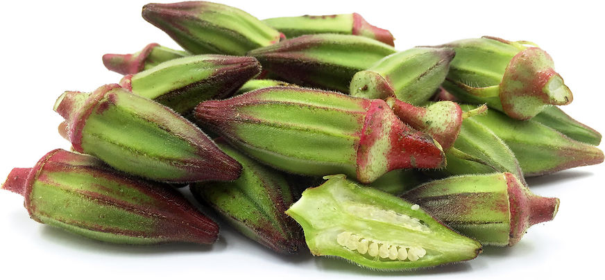 Hill Country Red Okra picture