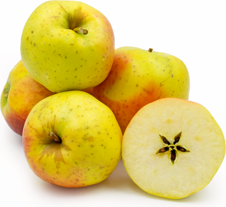 Yellow Bellflower Apples
