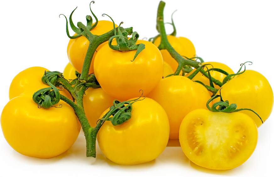 On The Vine Yellow Tomatoes Information, Recipes and Facts
