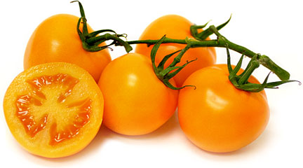 On The Vine Orange Tomatoes picture