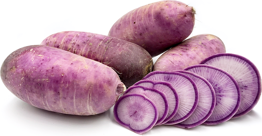 Purple Radishes picture