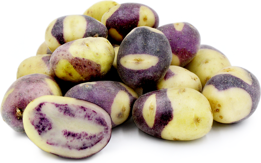 Blushing Violet Potatoes