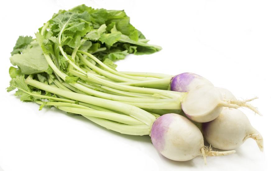 Purple Top Turnips picture